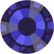 Rose strass termoadesivo ss16 Majestic Blue HF