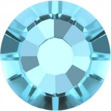 Rose strass termoadesivo ss20 Aquamarine HF