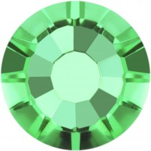 Rose strass termoadesivo ss20 Fern Green HF