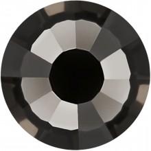 Rose strass termoadesivo ss48 Black Diamond HF