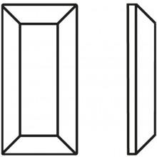 Baguette termoadesivo 5x2.5mm Crystal AB HF