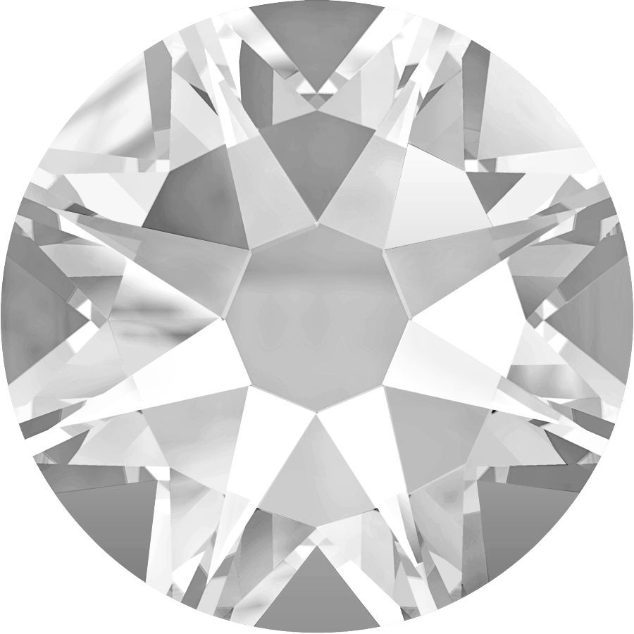 Xirius Rose pietra strass ss16 Crystal F