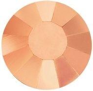 VIVA12 Rose hotfix strass termoadesivo ss6 Crystal Capri Gold HF
