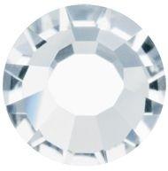 VIVA12 Rose hotfix strass termoadesivo ss10 Crystal HF