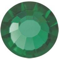 VIVA12 Rose hotfix strass termoadesivo ss10 Emerald HF