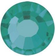VIVA12 Rose hotfix strass termoadesivo ss6 Blue Zircon AB HF