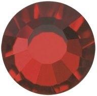 VIVA12 Rose hotfix strass termoadesivo ss6 Siam HF