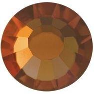 VIVA12 Rose hotfix strass termoadesivo ss10 Crystal Venus HF