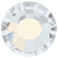 VIVA12 Rose hotfix strass termoadesivo ss8 White Opal HF
