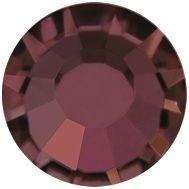 VIVA12 Rose hotfix strass termoadesivo ss10 Burgundy HF